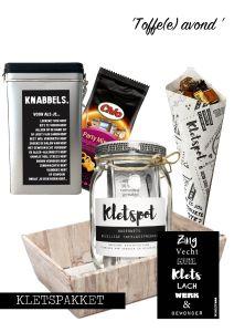 BOX 3 #KLETSPAKKET