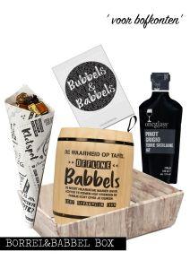 BOX 6 # BORREL & BABBEL BOX