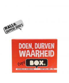Doen Durven Waarheid BOX